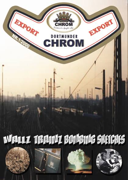 Dortmunder Chrom-Export Cover 2000